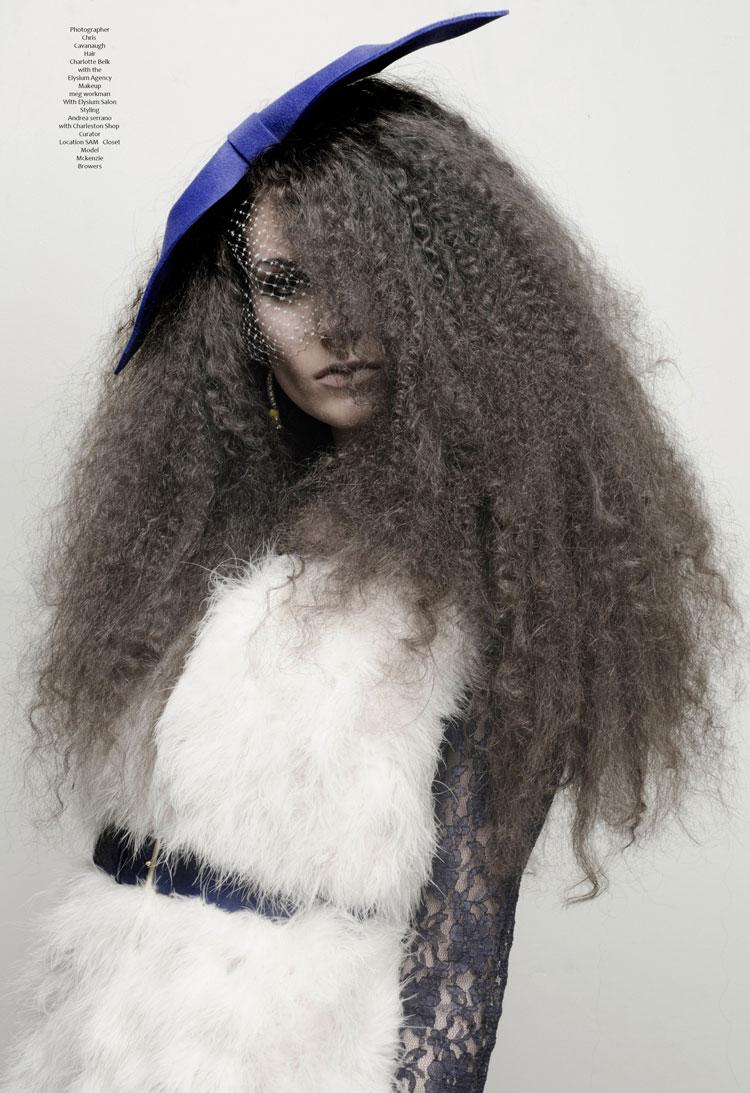 Charlotte Belk - Makeup